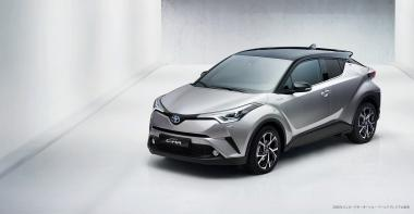 Toyota CH-R Coming soon